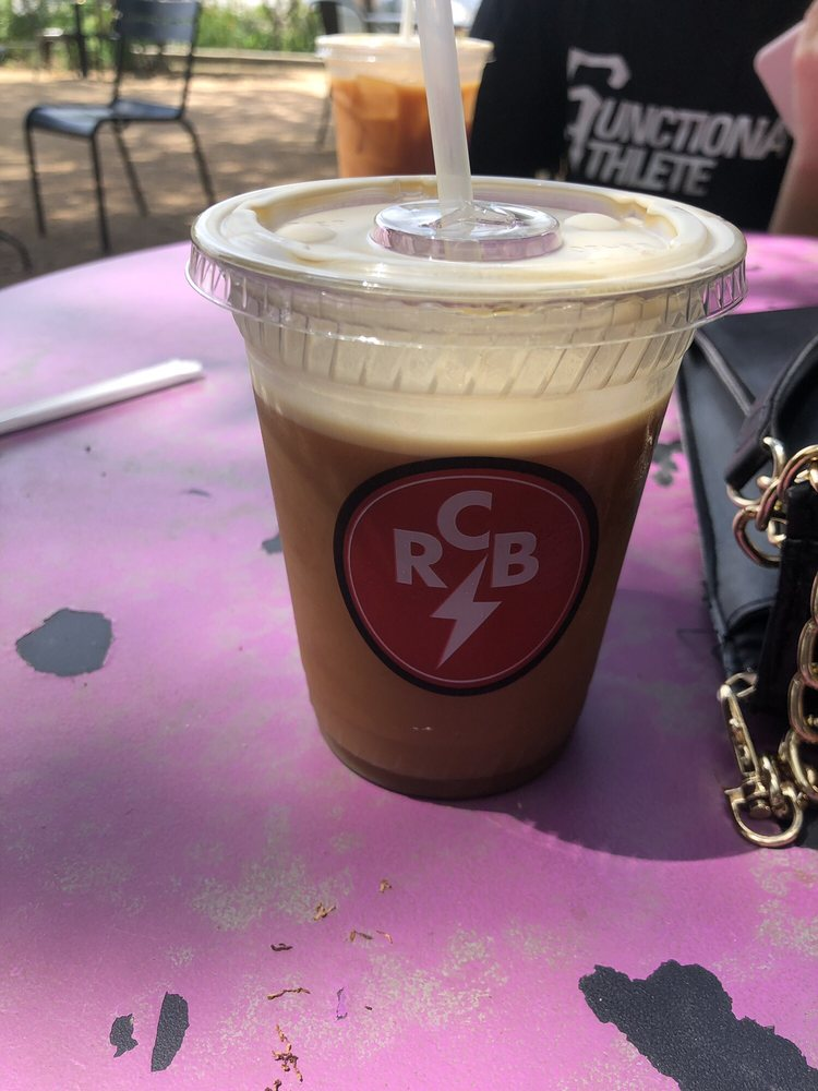 Dine-In at Radio Coffee and Beer - pic by Midori G. on Yelp